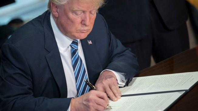 Líderes y autoridades de California aplauden bloqueo vs Trump