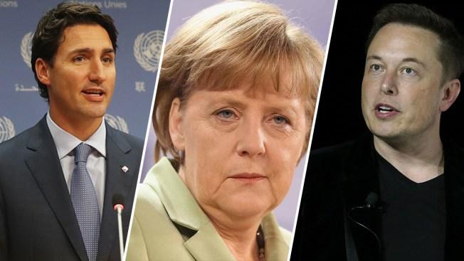 Condenan salida de Acuerdo de París