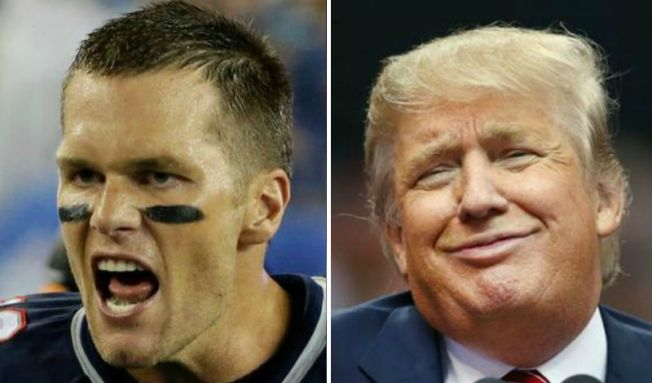 ¿Tom Brady apoya a Donald Trump?