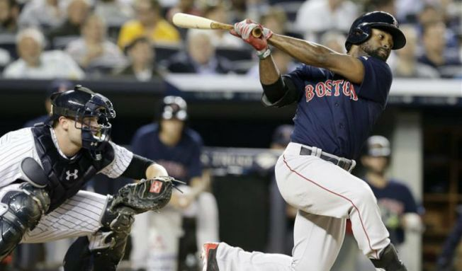 Bradley Jr. impulsa cinco carreras para los Red Sox