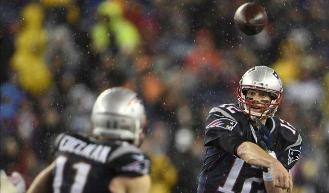 Nada detiene a los New England Patriots