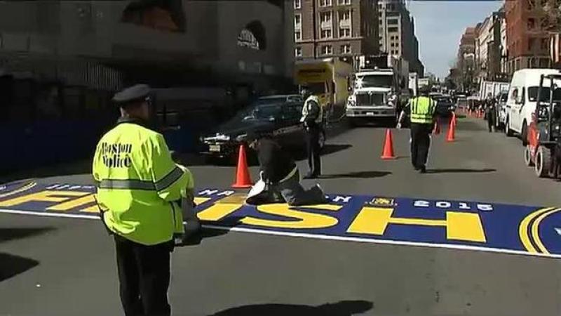 """Maratón de Boston blindado; si vas usa el """"T"""""""